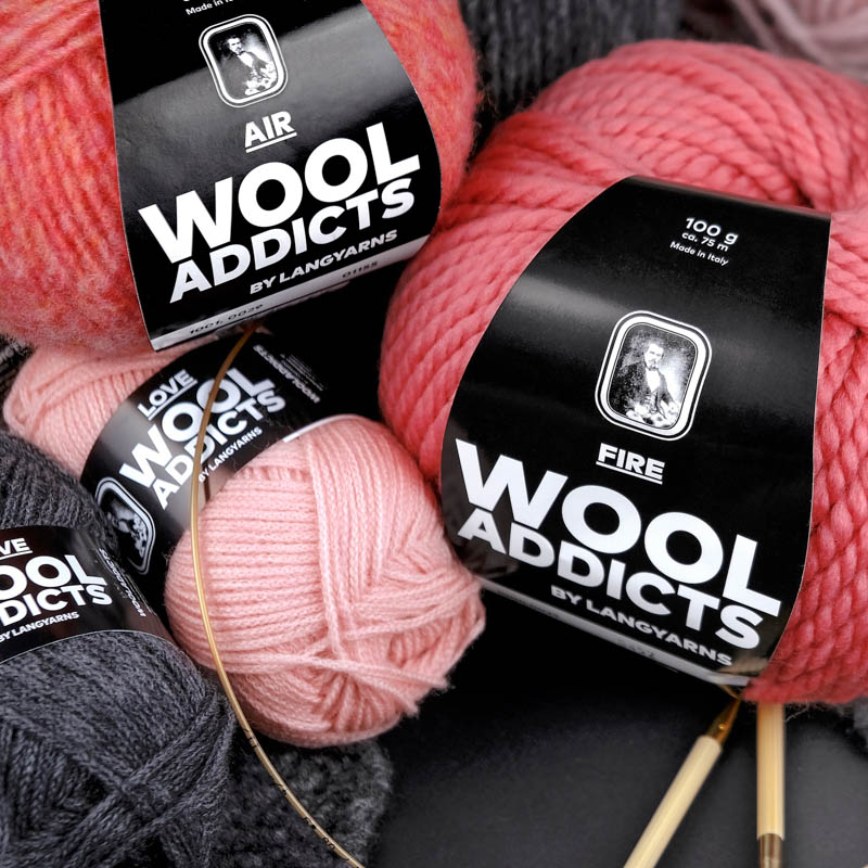 WOOLADDICTS CUTE, BUT...